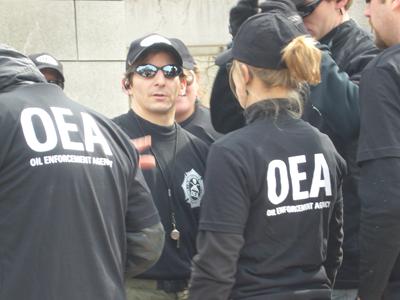 Oil Enforcement Agency