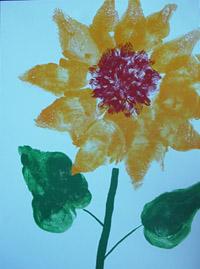 Sunflower, by Stan Murmur