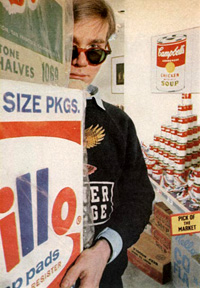 Brillo Boxes, Andy Warhol