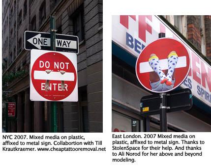 Street Art by Dan Witz