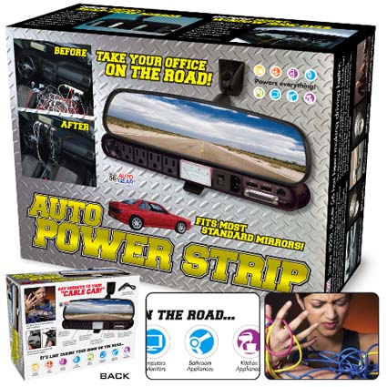Auto Power Strip