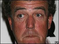 TV Presenter Jeremy Clarkson