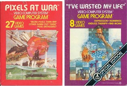 Altered Atari Titles