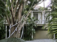 Madoff Scandal House Gets Pranked