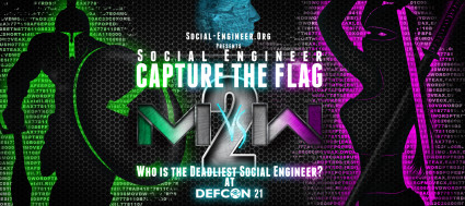 Social engineering capture the flag