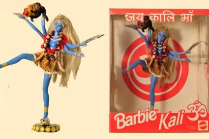 Plastic prophets: Barbies become religious icons 3