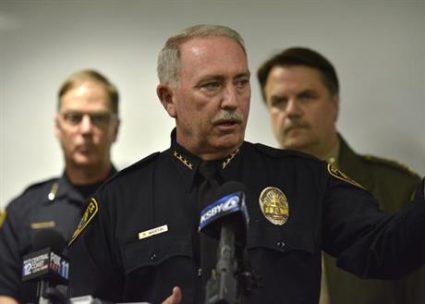Santa Maria Police Chief Ralph Martin